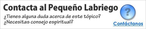 Pregúntale al Pequeño Labriego - Haz clic para contactar